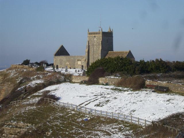 Old St Nicholas Church, Uphill