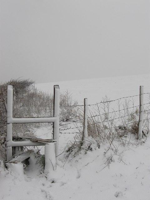 Stile, Cattle Hill