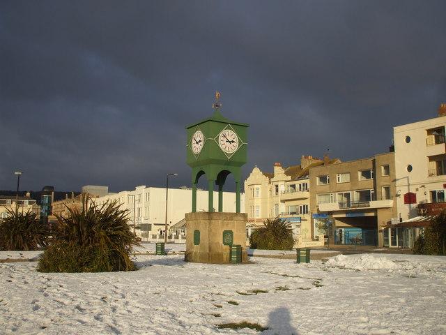 The Clock, Weston-super-Mare
