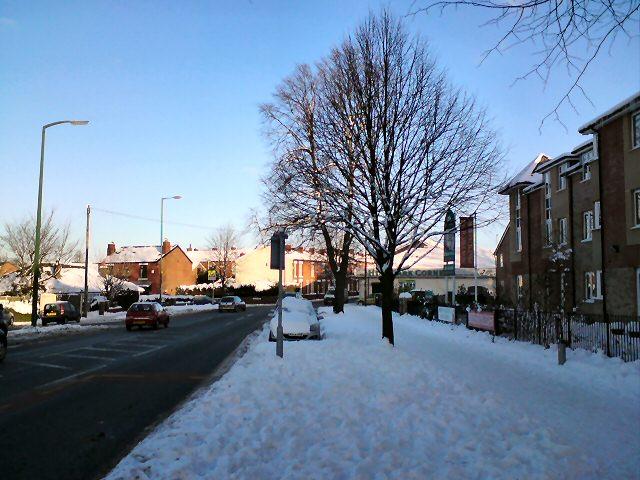 Dowson Road
