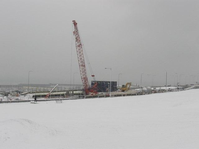 Building Works, Marine Drive