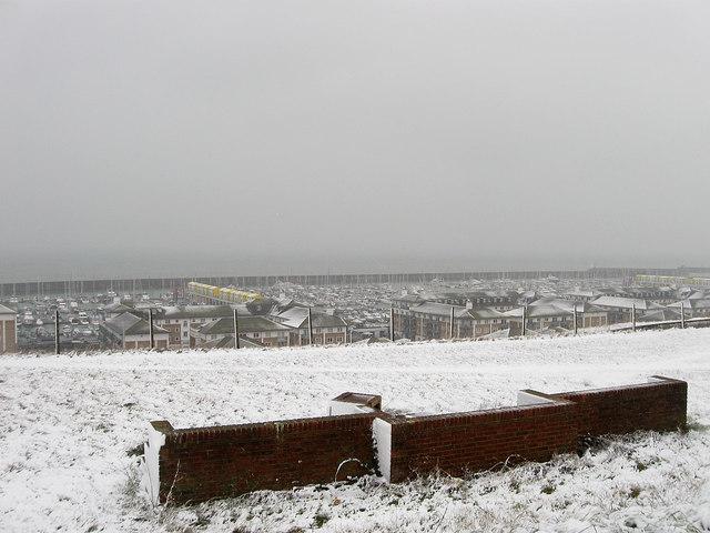 A View of Brighton Marina