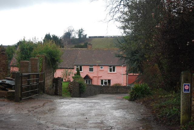 Farmhouse, Hall Farm