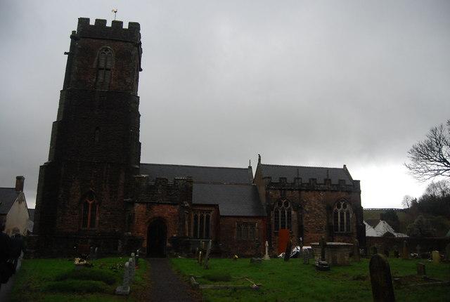 St Mary's Church, Stogumber