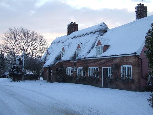 The Dobermann Inn, Framsden