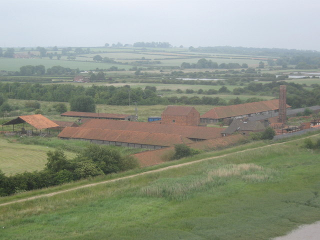 William Blyth Roofing Tiles, Barton Upon Humber