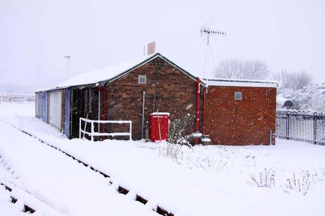 The Cabin at Didcot Yard