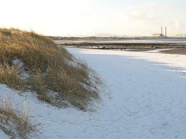 Dunes, Longniddry Bents