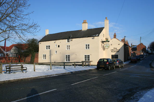 The Crown and Plough, Long Clawson
