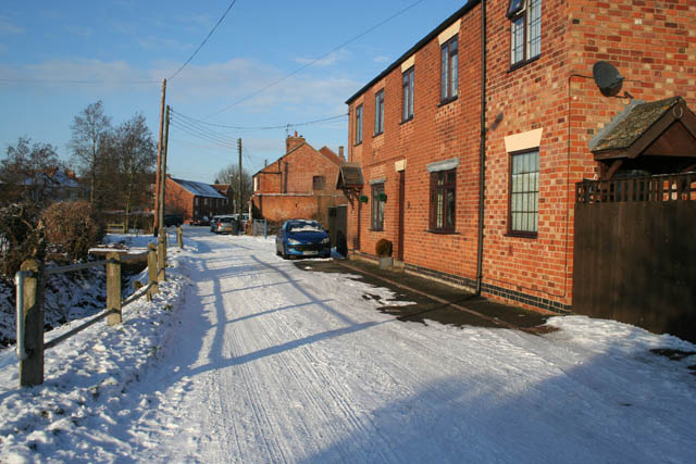 Mill Lane, Long Clawson