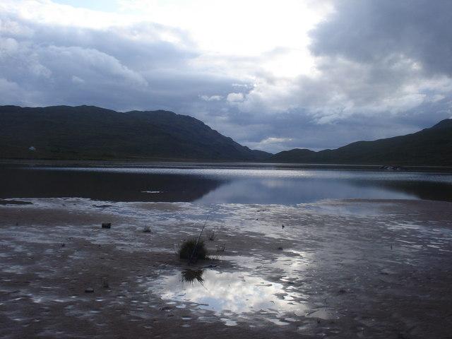 Loch Cruoshie