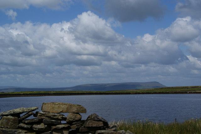 Hameldon Reservoir