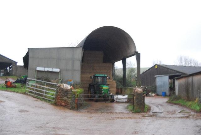 Barn, Escott Farm