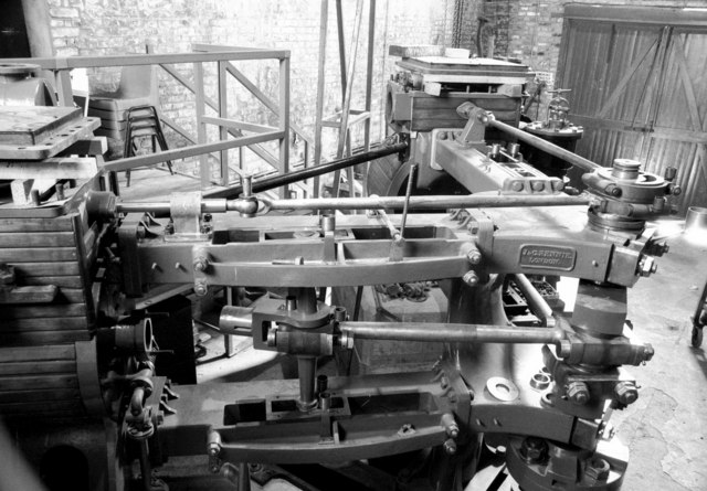 Brunel Engine House, steam pumping engine