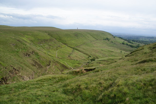 Above Red Clough