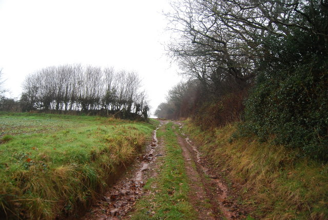 Footpath off Escott Lane