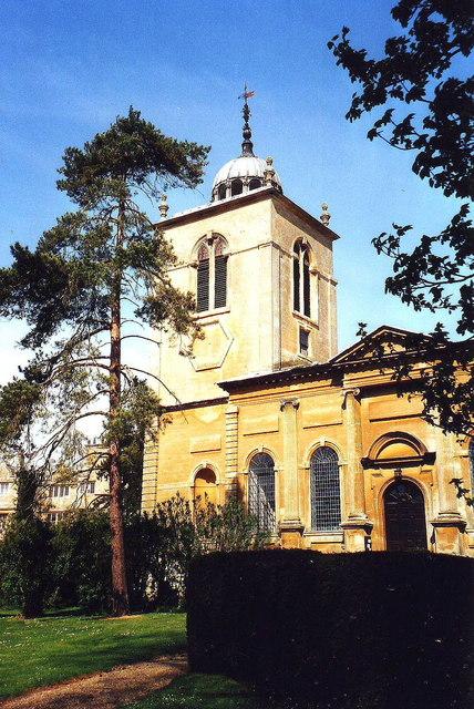 St. Peter's, Gayhurst (Milton Keynes)