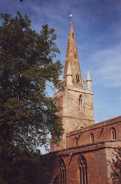 St. Peter's, Harrold, Beds.