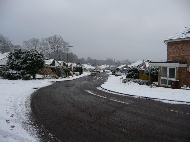 Tiverton : Pinnex Moor Road