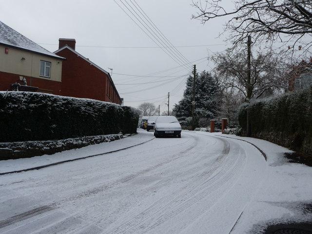 Tiverton : Norwood Road