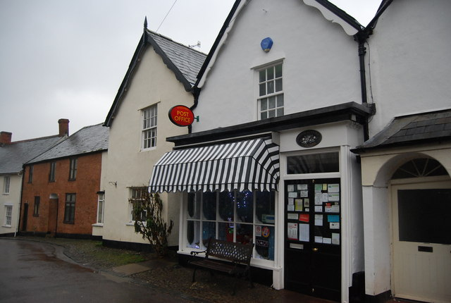 Stogumber Post Office