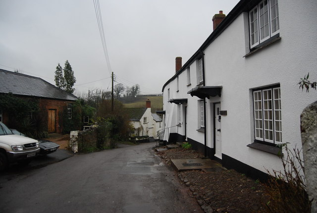 Cottages in Stogumber