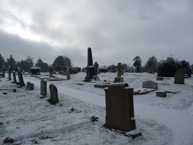 Tiverton : Tiverton Cemetery
