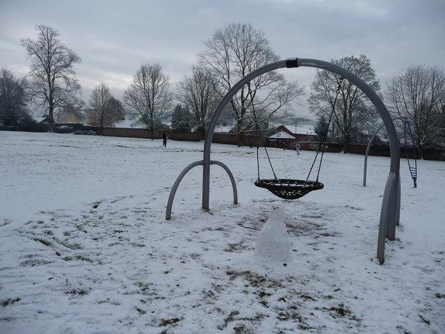 Tiverton : People's Park Playground