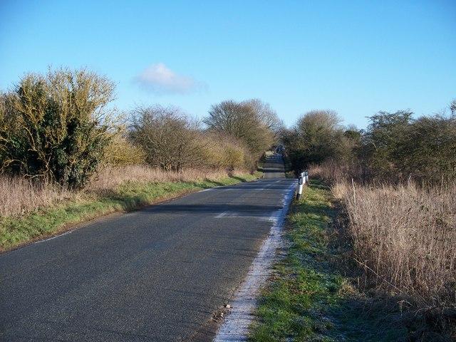 Minor road, Great Rollright