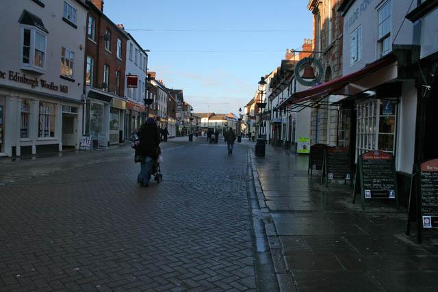 Nottingham Street, Melton Mowbray