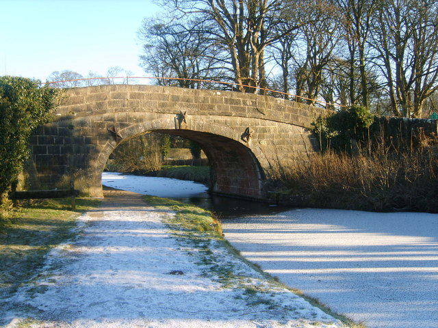 Bridge 127, Lancaster Canal