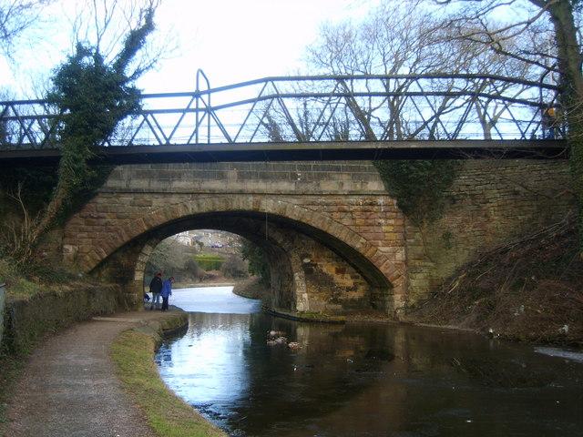Bridge 128, Lancaster Canal