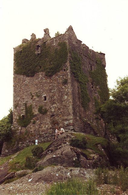 Moy Castle, Lochbuie