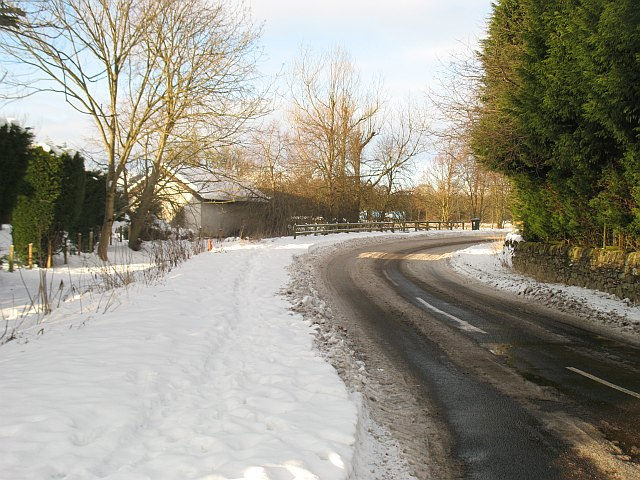 Link to the Old Perth Road