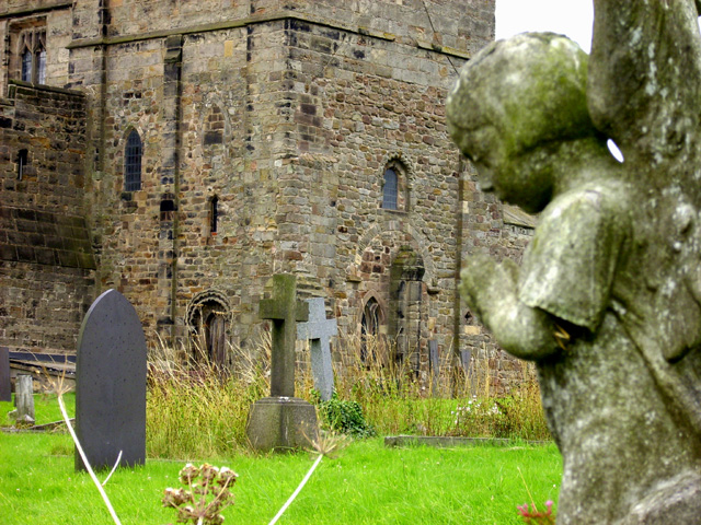 Churchyard Angel