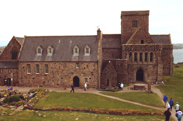 The Abbey, Iona