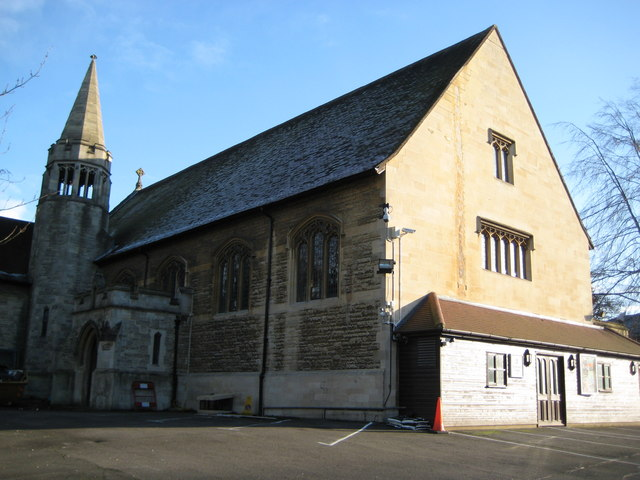 Harrow on the Hill: The Chapel of St Dominic