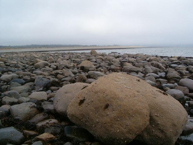 """""""Arnold's Rock"""", near Tyn y Morfa"""