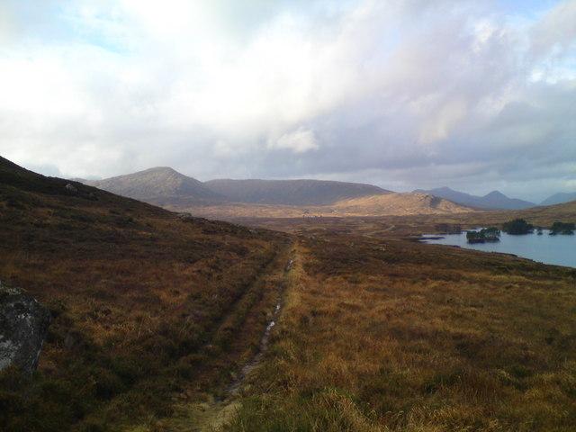 Track by Loch Ossian