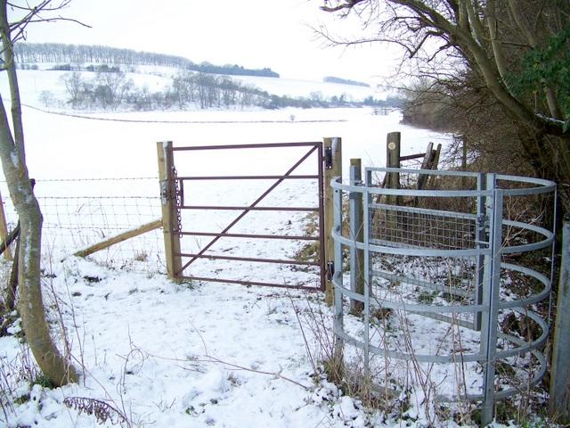 Gates, Croucheston