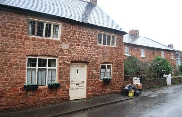 Red Sandstone Cottage, Stogumber