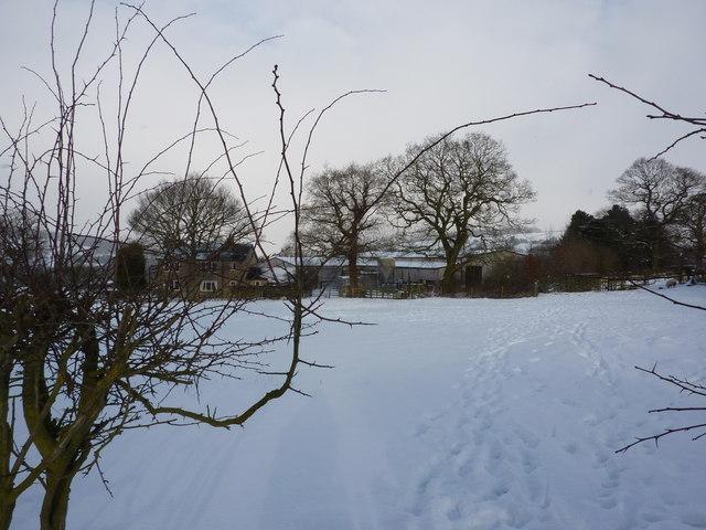 Fold Farm, Beeley