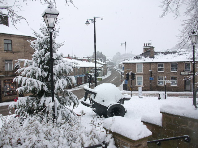 Ramsbottom in Winter