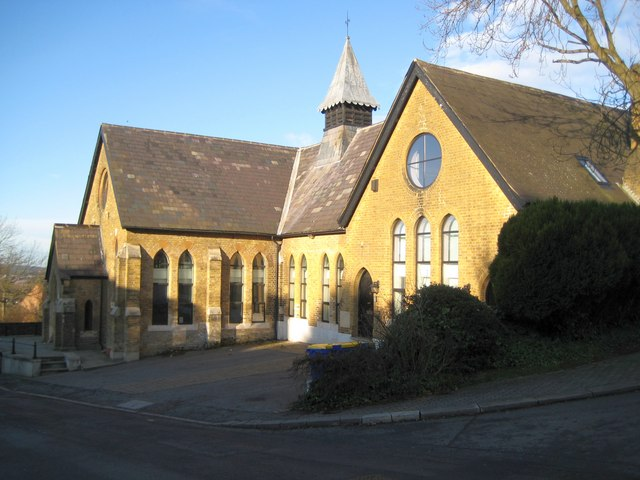 Harrow on the Hill: Former Byron Hill Road Baptist Chapel