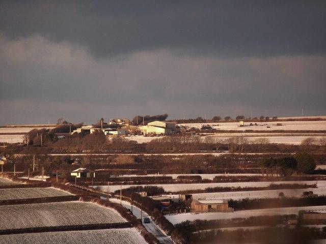 Fairview Farm, West Down