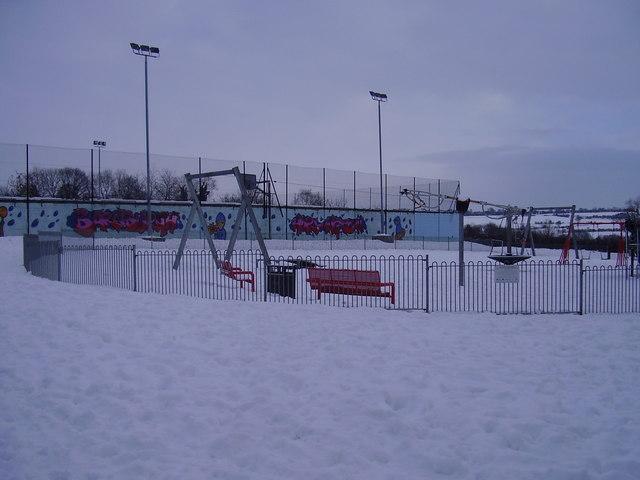 Barnburgh and Harlington play area