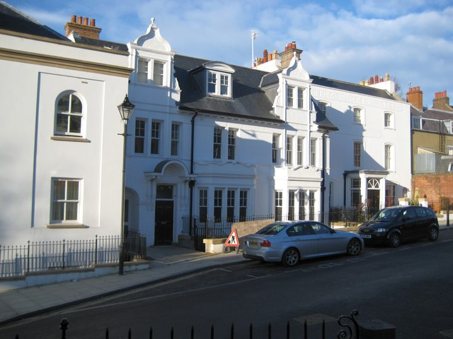Harrow on the Hill: The former King's Head public house
