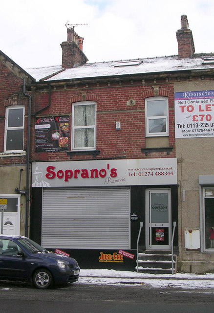Soprano's Pizzeria - Keighley Road