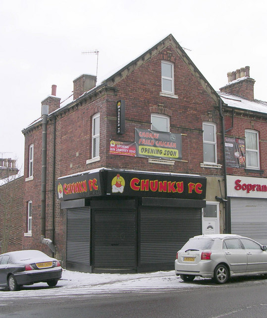 Chunky FC - Keighley Road