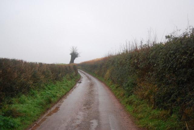 Lane to Monksilver